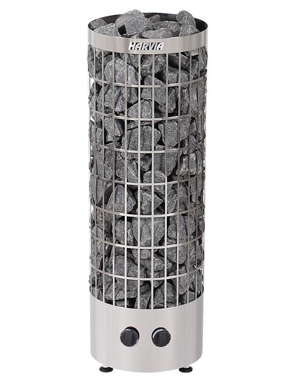 Электр. печь Cilindro PC90 со встроенным пультом