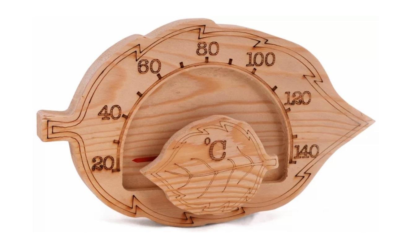 Термометр «Листок» SAWO 195-TA