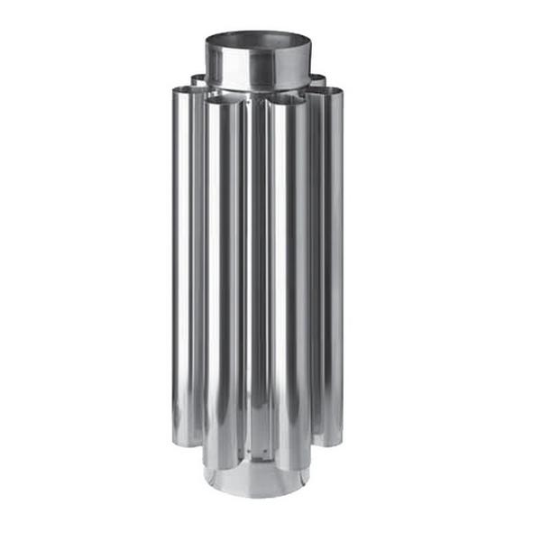 Дымоход-конвектор (430/0,8мм) Ф150
