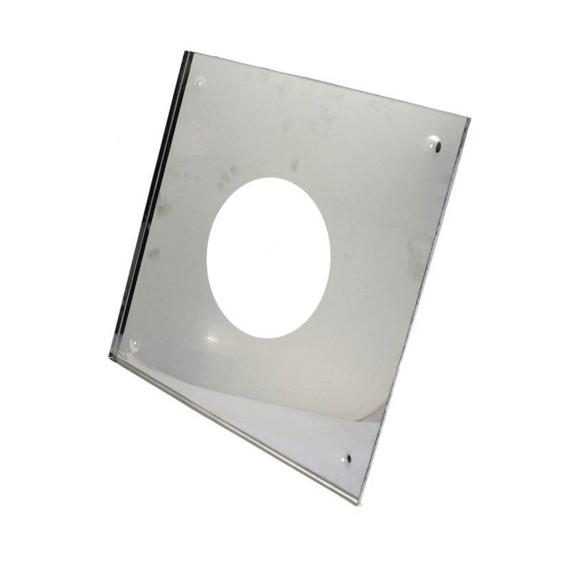 Экран защитный (430/0,5мм) 500х500 с отв. Ф210