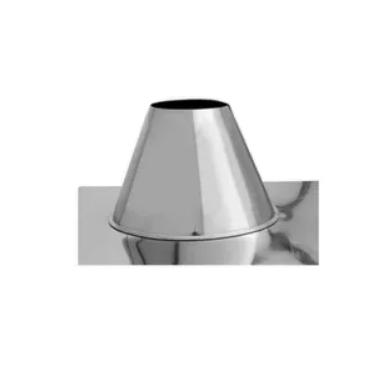 Крышная разделка прямая (430/0,5 мм) Ф115