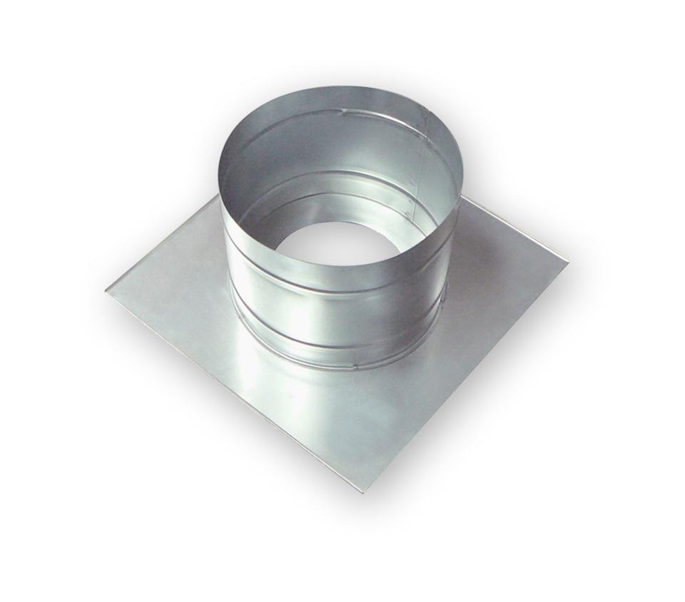 Потолочно проходной узел (430/0,5мм) Ф115