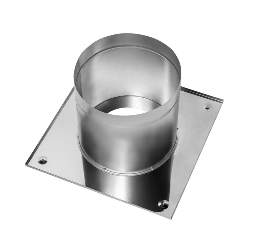 Потолочно проходной узел (430/0,5мм) Ф200
