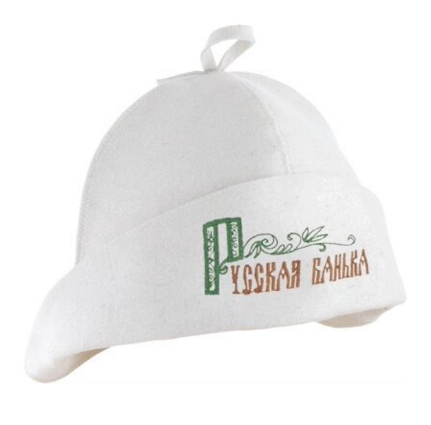 Шапка банщик «Русская банька»