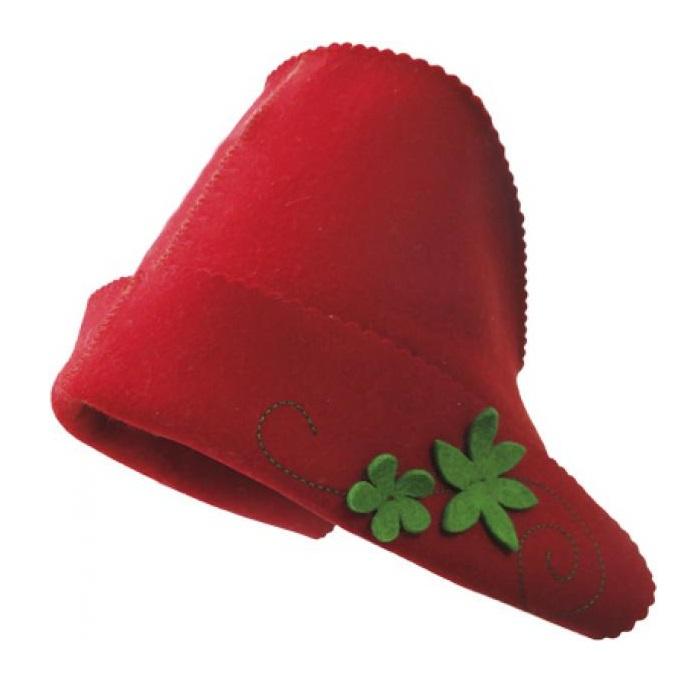 Шапка детская «Красная шапочка»