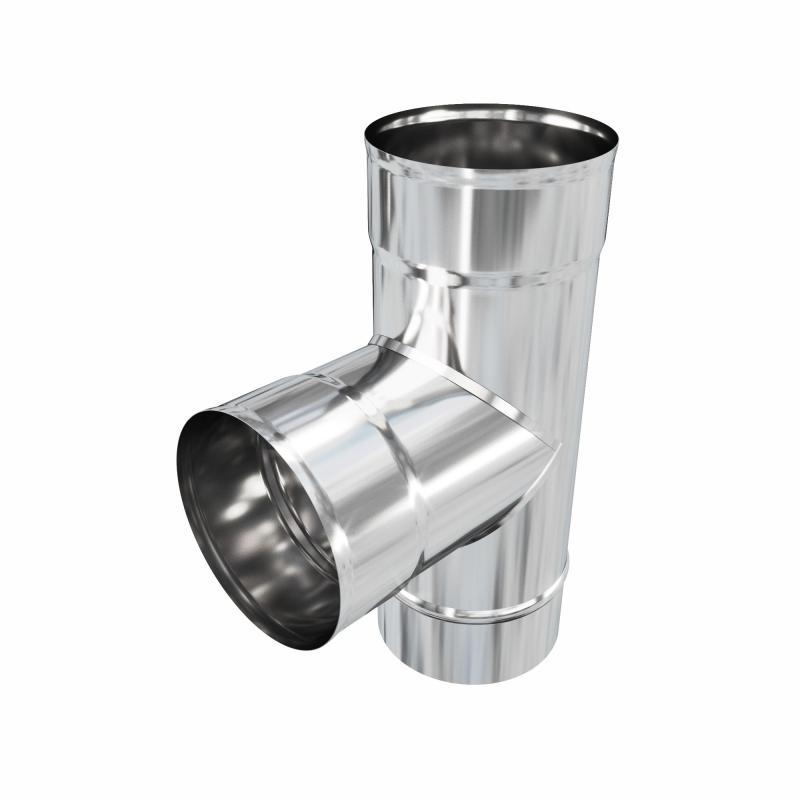 Тройник-Д 90 (430/0,5мм) Ф115