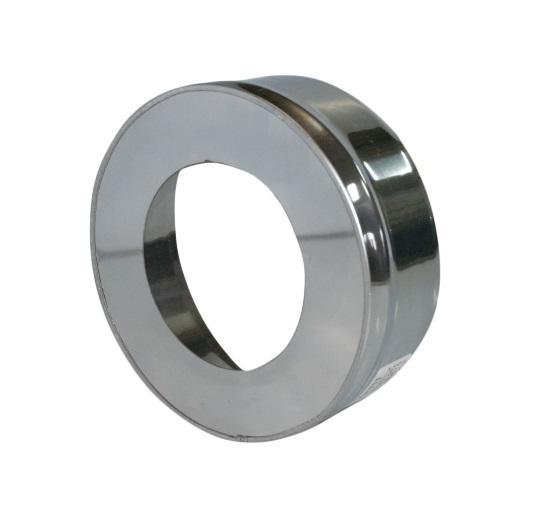 Заглушка с отверстием (430/0,5мм) Ф115-200