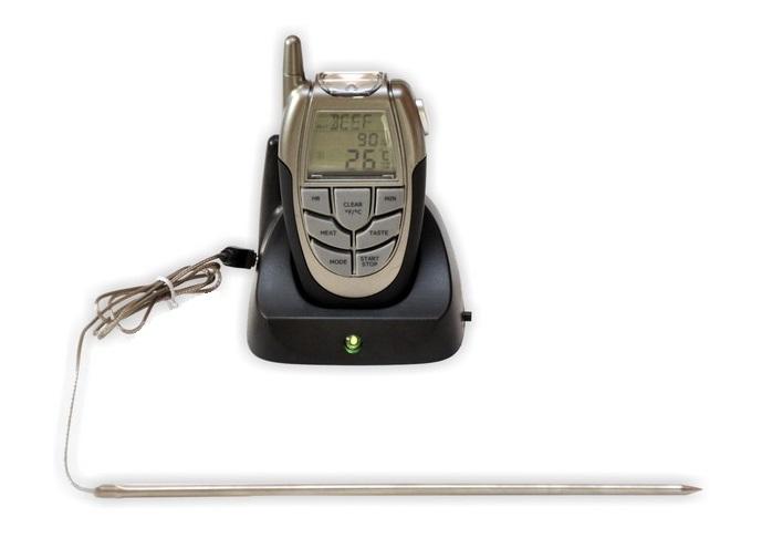 Термометр цифровой электронный  BBQ-250 Radio