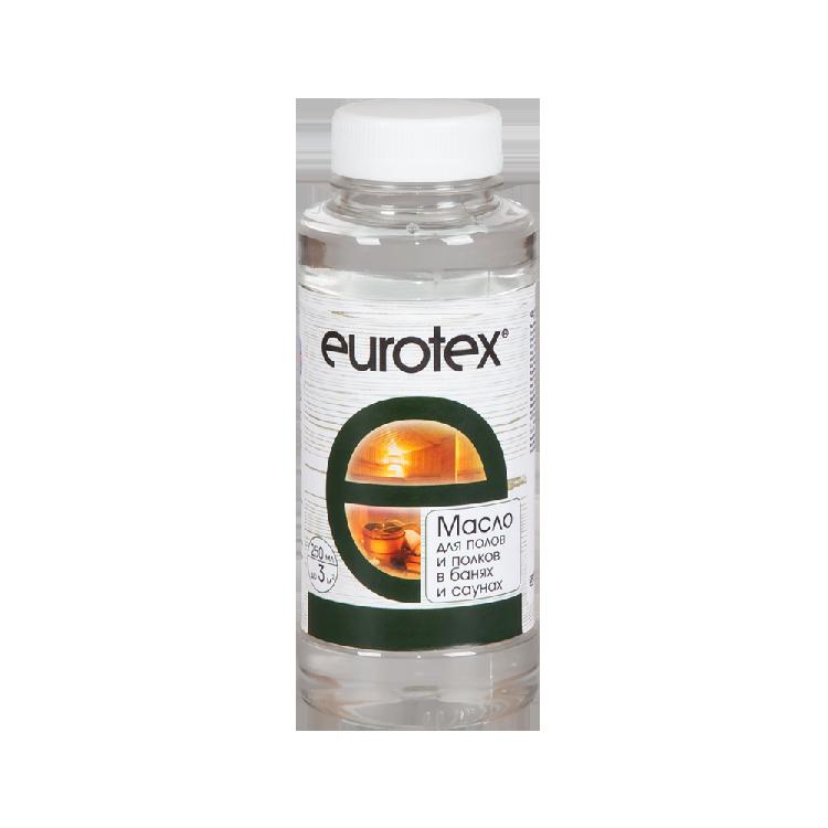 Eurotex-Сауна защитное масло 250мл