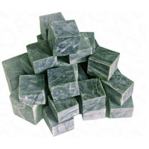 Нефрит кубики 10 кг