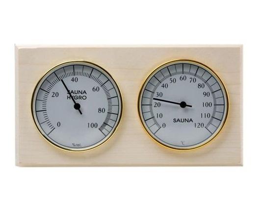 Термометр для сауны СББ-2-2 с гигрометром