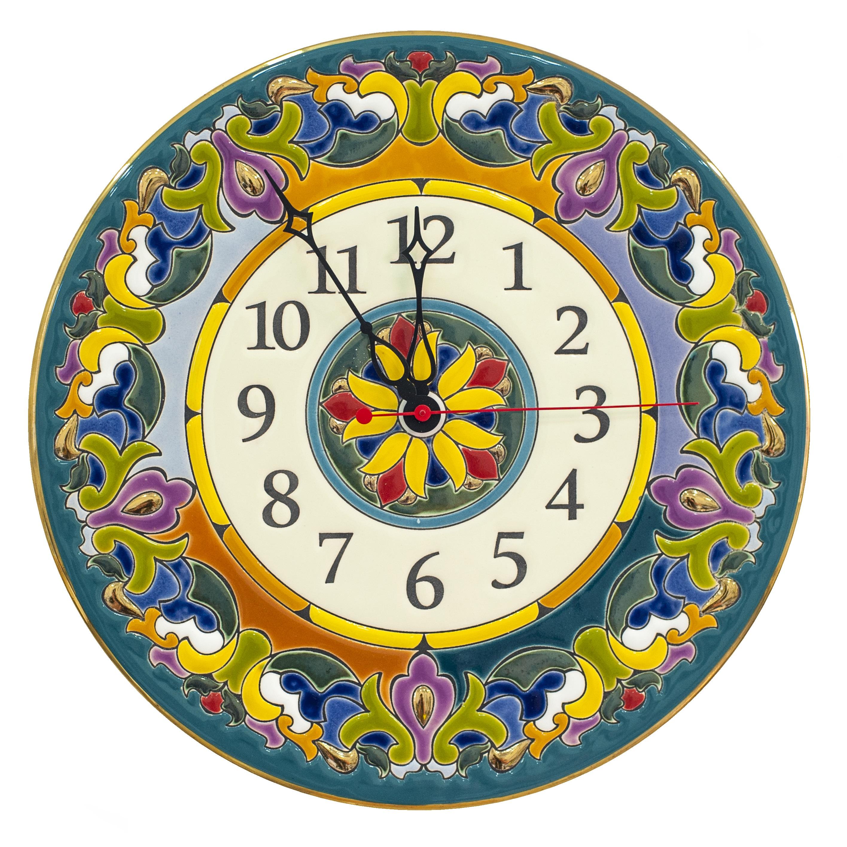 Часы керамические Ч-3001, D30
