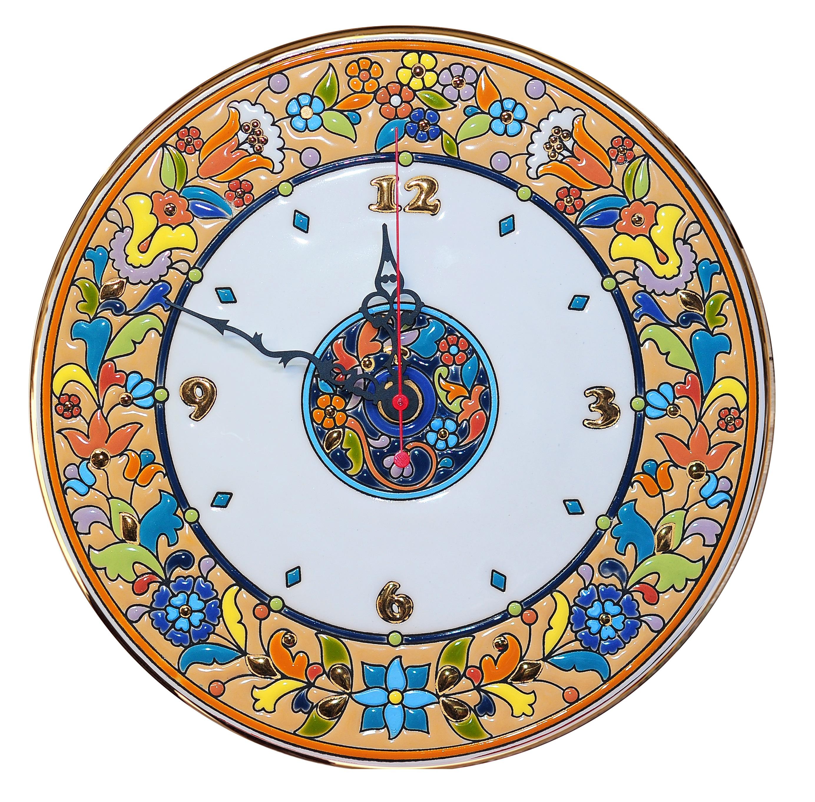 Часы керамические Ч-3005, D30