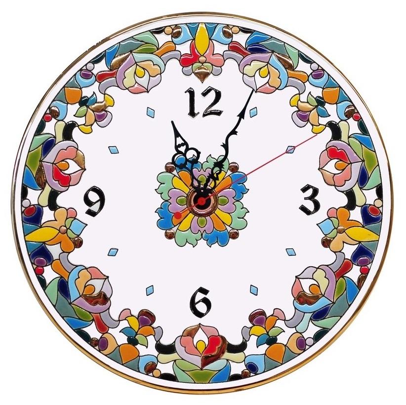 Часы керамические Ч-3010, D30