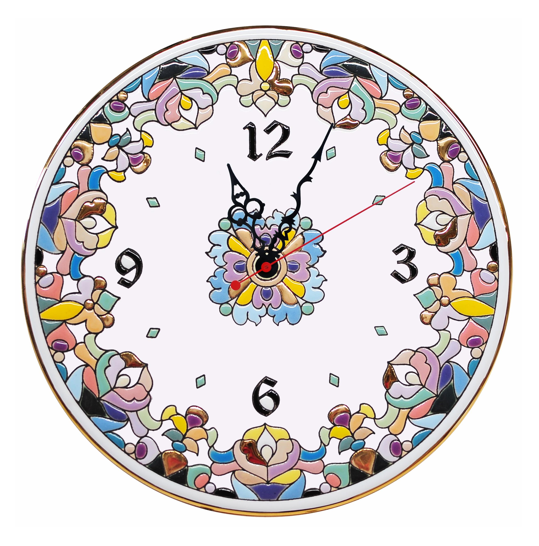 Часы керамические Ч-3011, D30