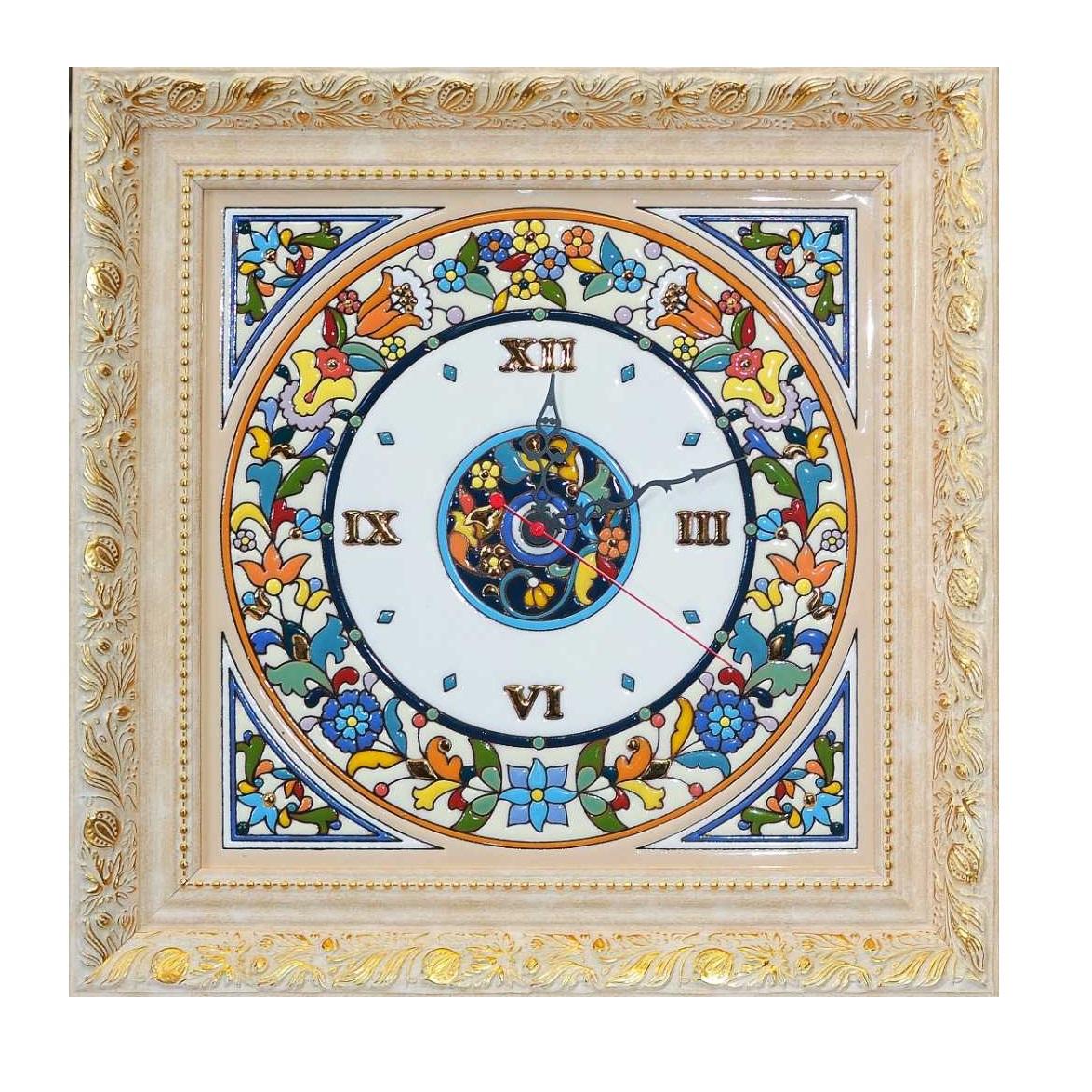 Часы керамические Ч-5002, D50