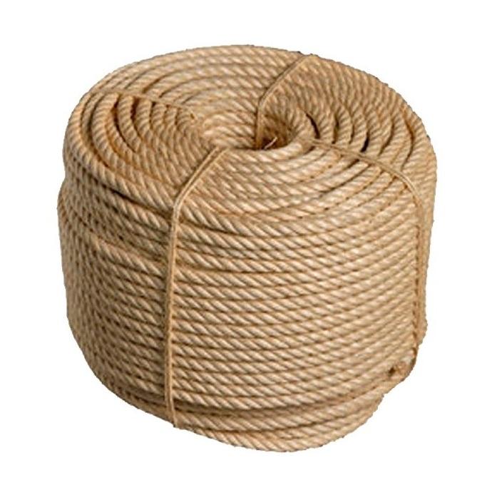 Джутовая веревка (10 мм)