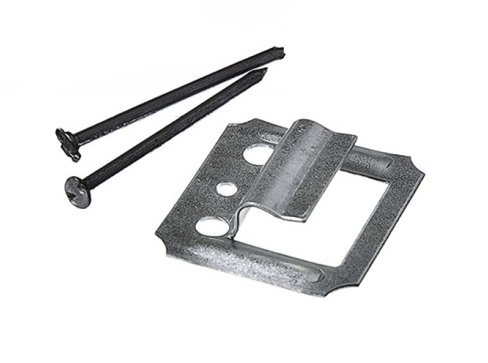 Кляймер для вагонки 8 мм (40 шт)