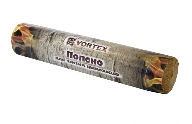 Полено для чистки дымоходов «VORTEX»