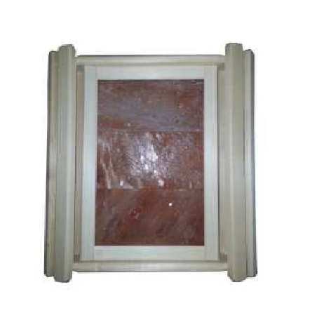 Абажур угловой с гималайской солью АГС-1
