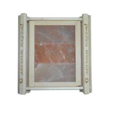 Абажур угловой с гималайской солью АГС-2